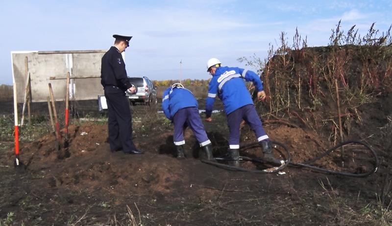 ВПензенской области украли дизтопливо на60 млн руб.