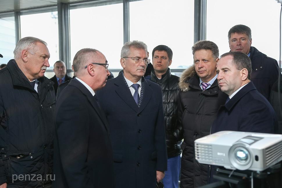 ВПензе планируют построить новое строение аэропорта