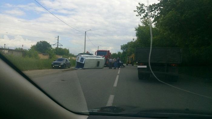 ВПензе в«тройном» ДТП погибли два человека