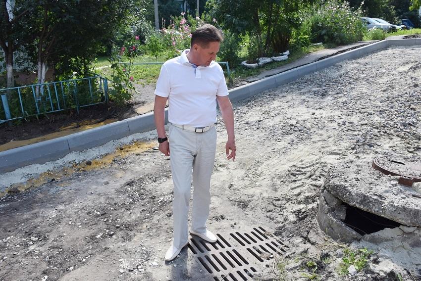 ВПензе ремонт дорог ведется на20 объектах
