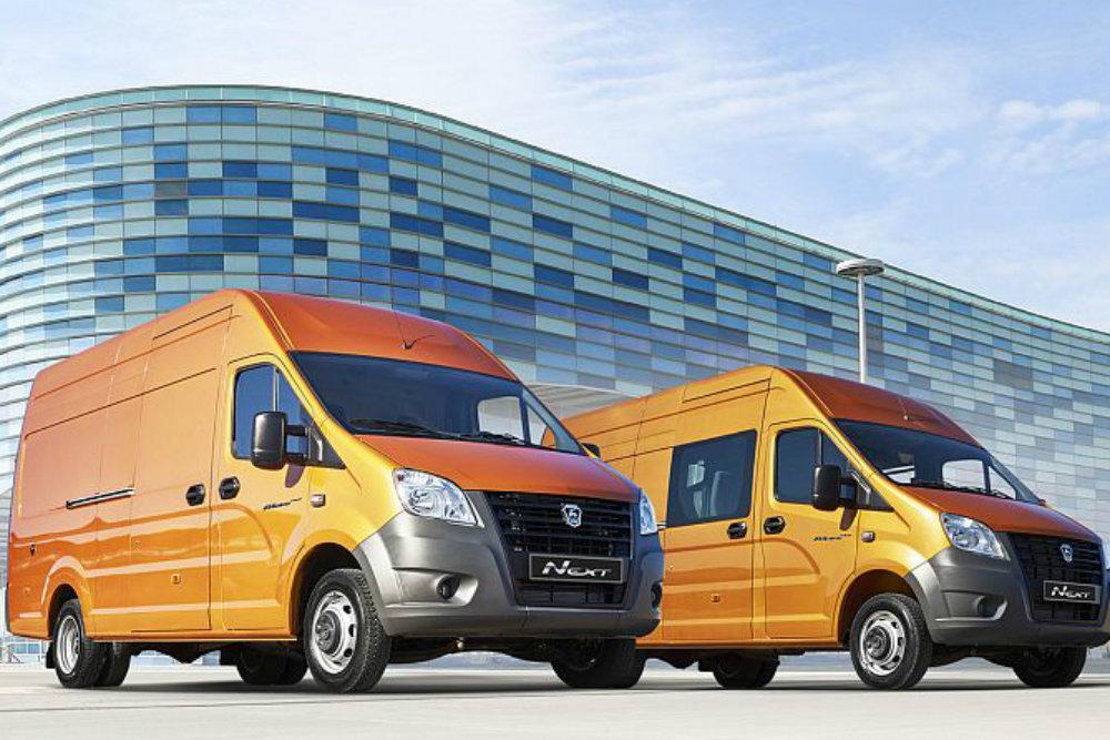 «Группа ГАЗ» начала производство фургонов «ГАЗель NEXT» вТурции