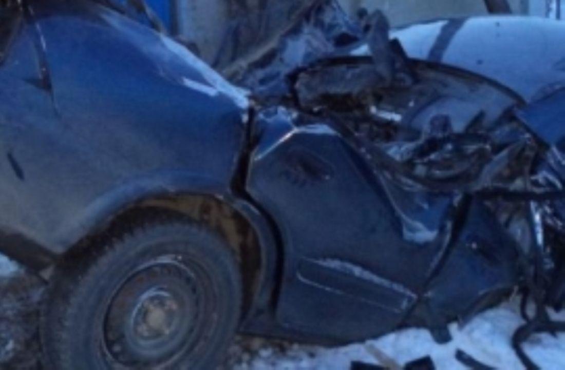 ВДТП вНикольском районе погибло два человека