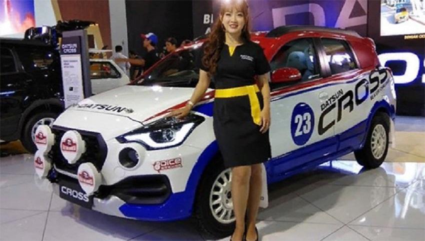 Datsun показал раллийную версию «внедорожника» Datsun Cross