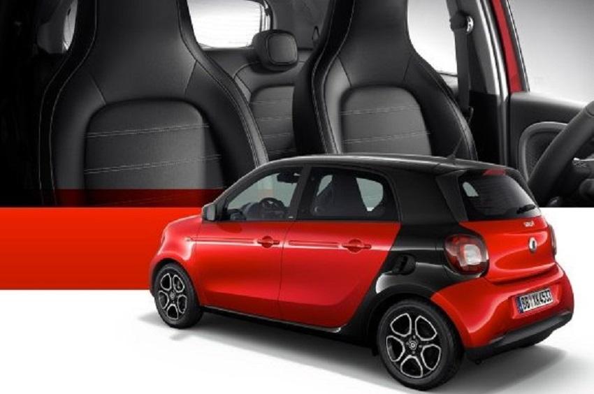Автомобили Смарт  всередине лета  выросли вцене на  30— 40 тыс. руб.