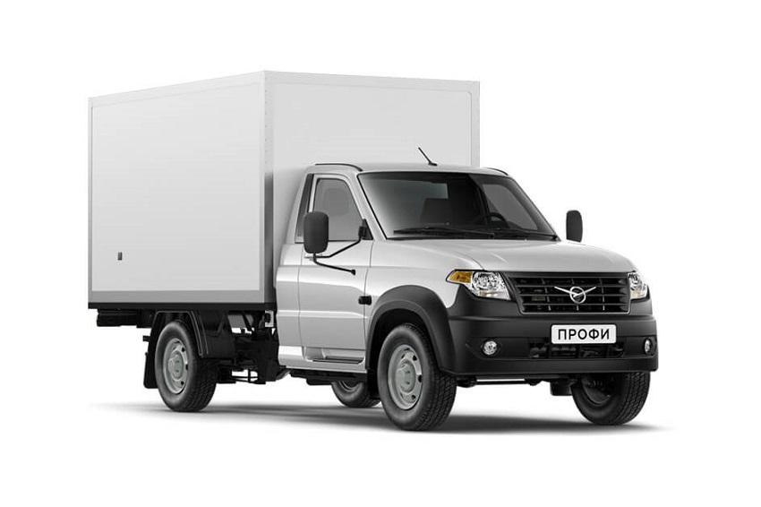 Стартовали продажи новой версии УАЗ «Профи»