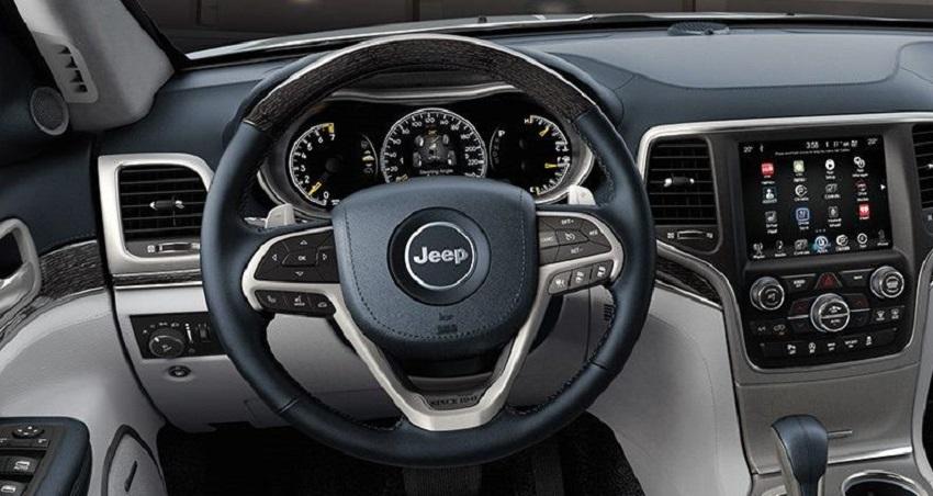В России будут отозваны 6,5 тысяч автомобилей Jeep и Chrysler