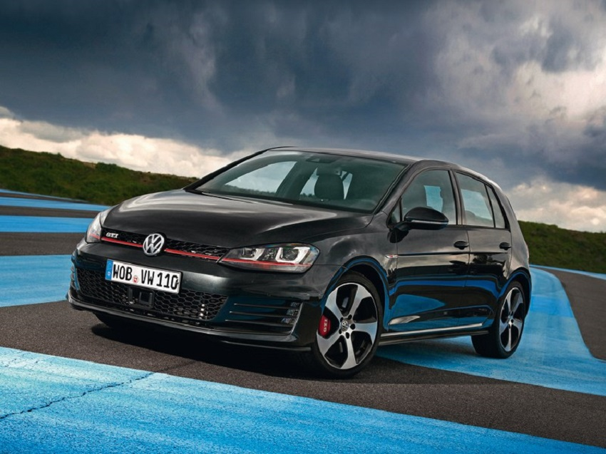 Volkswagen снимет с производства культовый Volkswagen Golf GTI