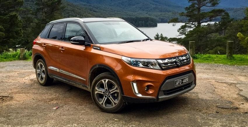 Продажи Suzuki в России выросли на 48%