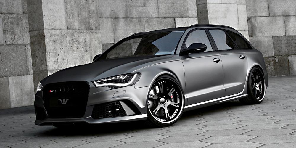 Ауди RS6 обновленного поколения получит мотор отLamborghini