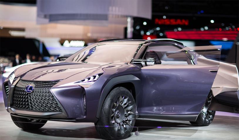 Лексус зимой привезет в Российскую Федерацию самую доступную модель бренда