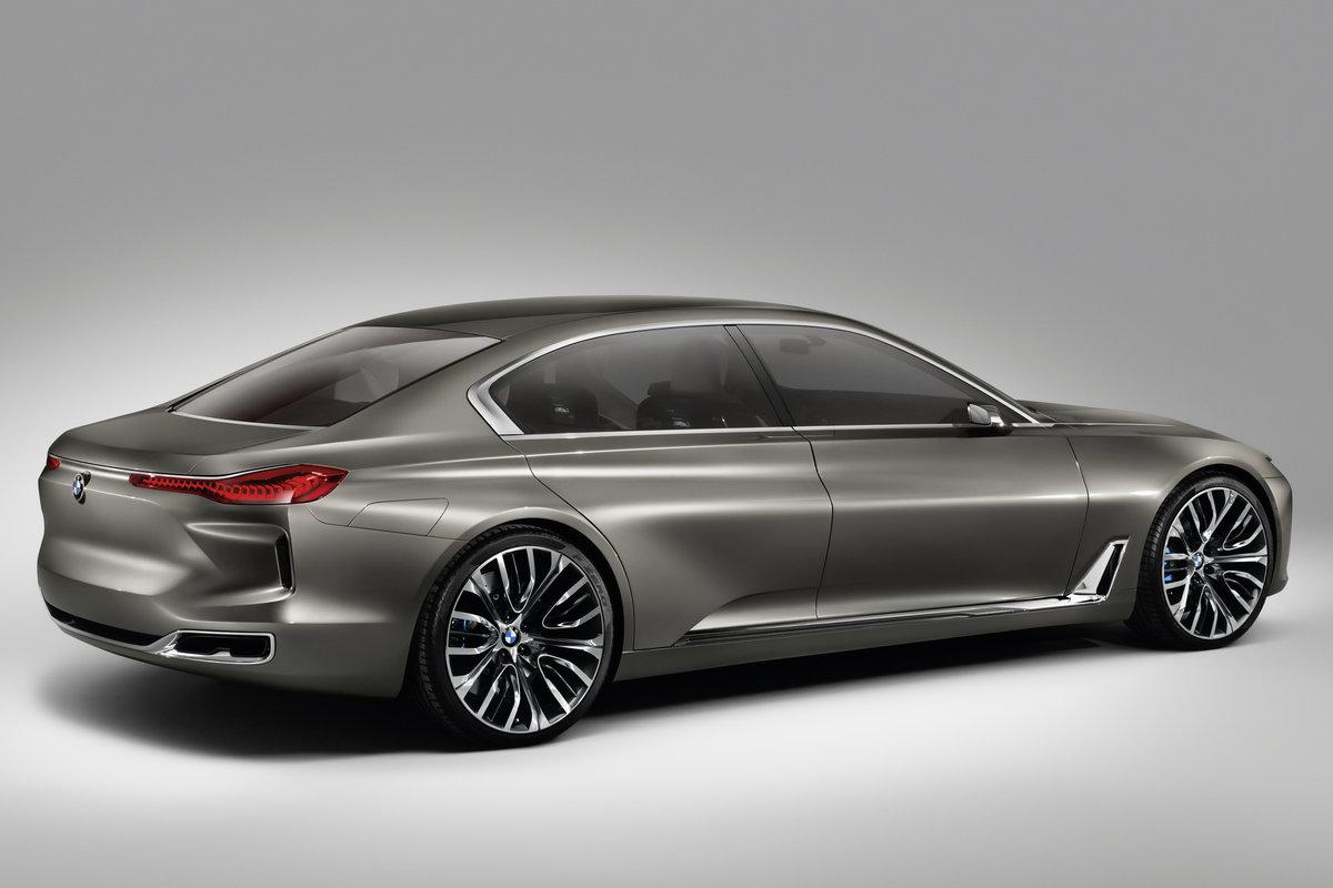 Компания BMW может создать купе BMW 9-Series