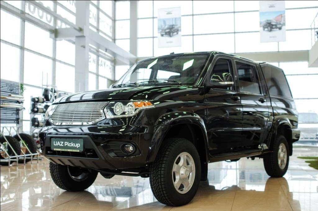 УАЗ открыл продажи улучшенного  «Пикапа» иподнял цены