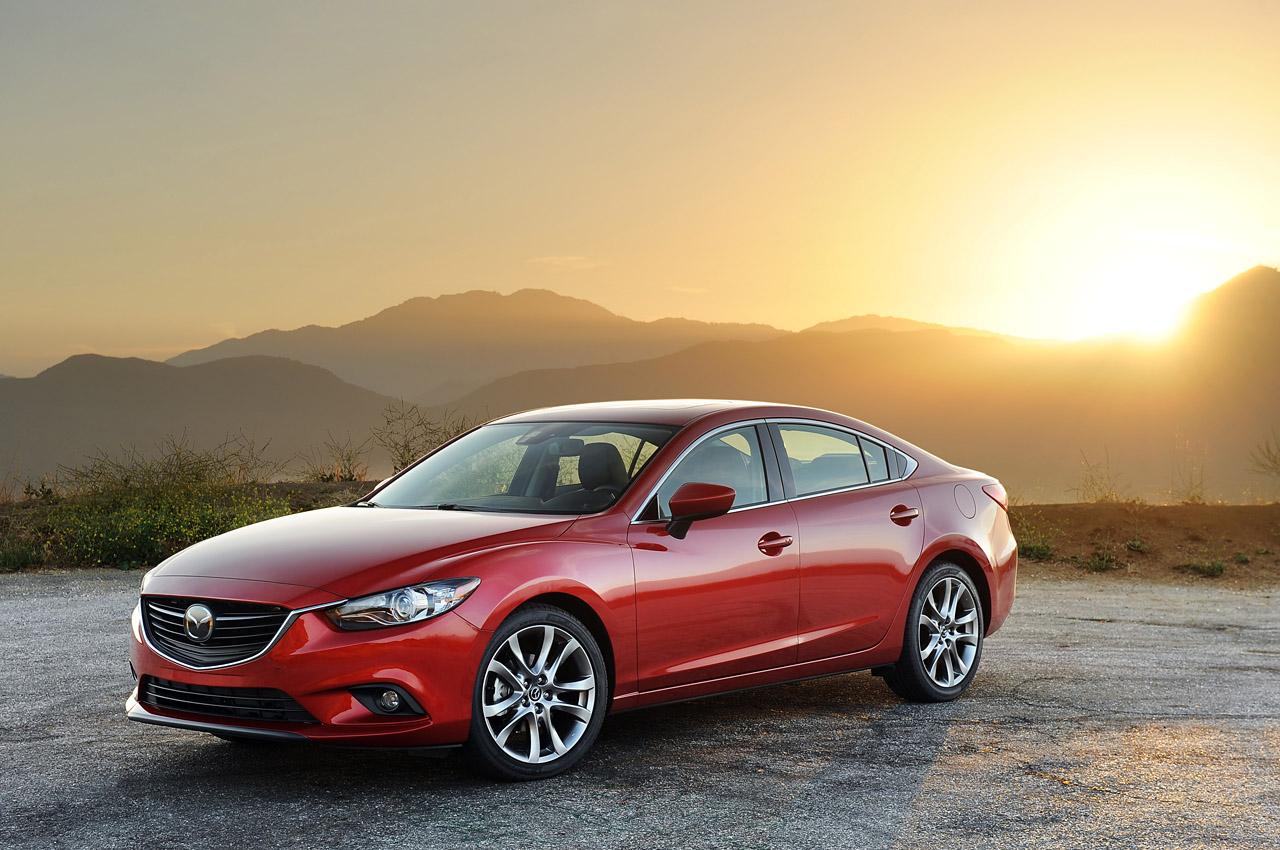 Mazda отзывает более 20 тысяч автомобилей в России