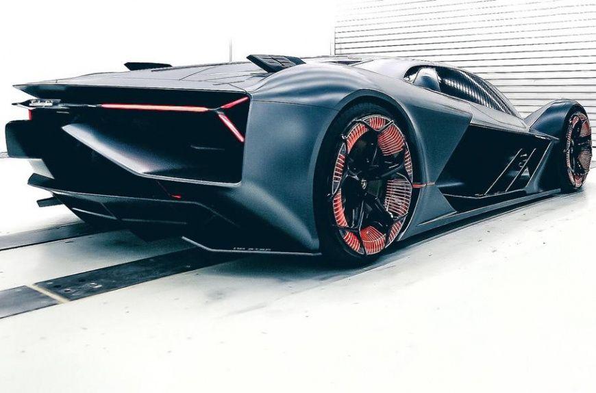 Lamborghini создала 1-ый гибридный спорткар