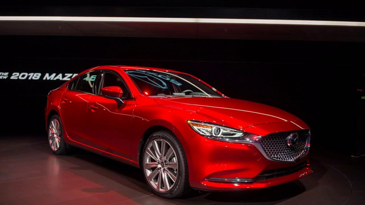 В России стартовали продажи обновленного седана «Mazda-6»