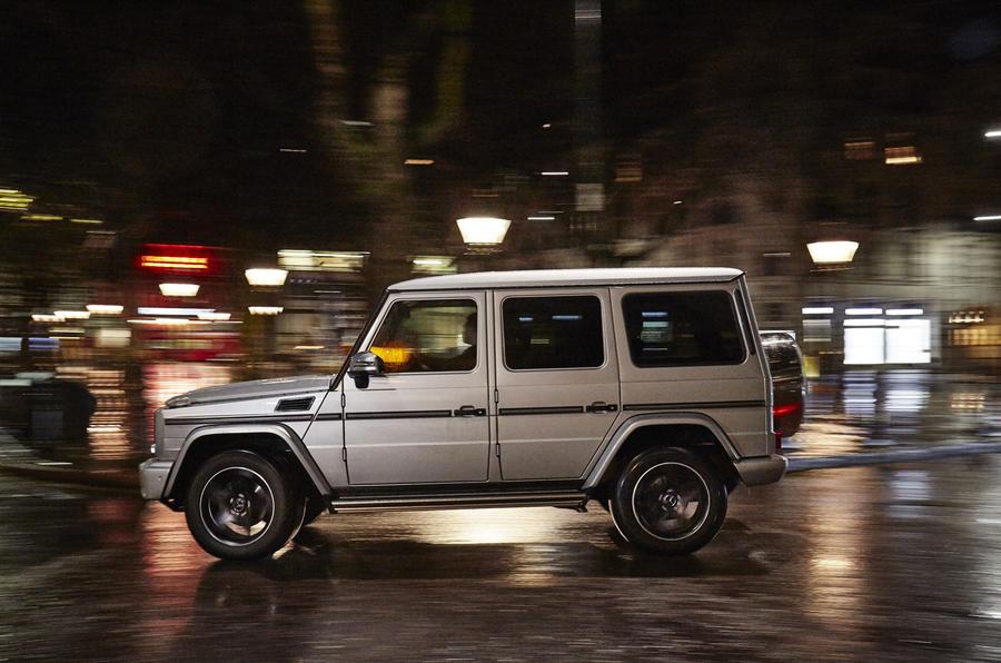Benz представил самую недорогую  версию джипа  G-Class