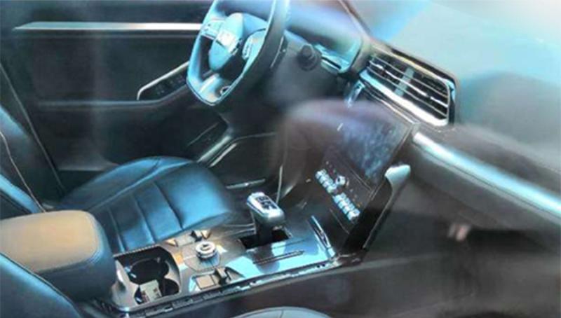 Тойота представит умные интерьеры для беспилотников