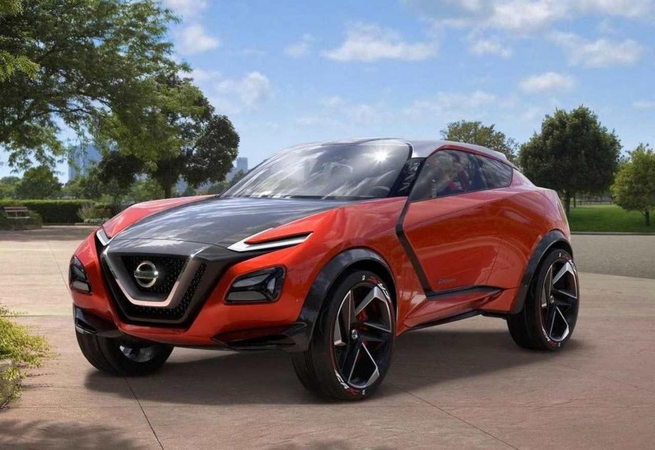 Новый Nissan Juke: первые подробности