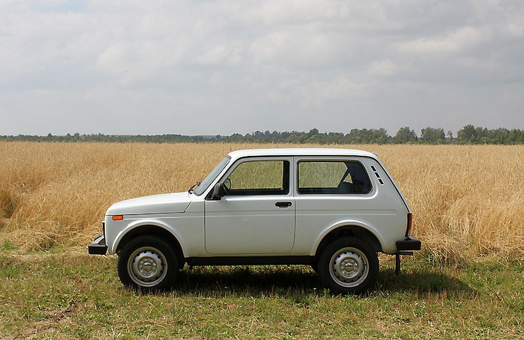 Практически все версии Лада 4x4 подорожали от7 до14 тыс. рублей
