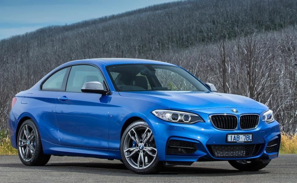 BMW повышает ценники на свои автомобили в России