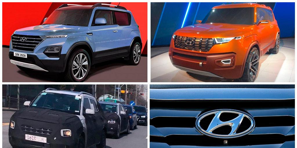 Hyundai Styx дебютирует в апреле