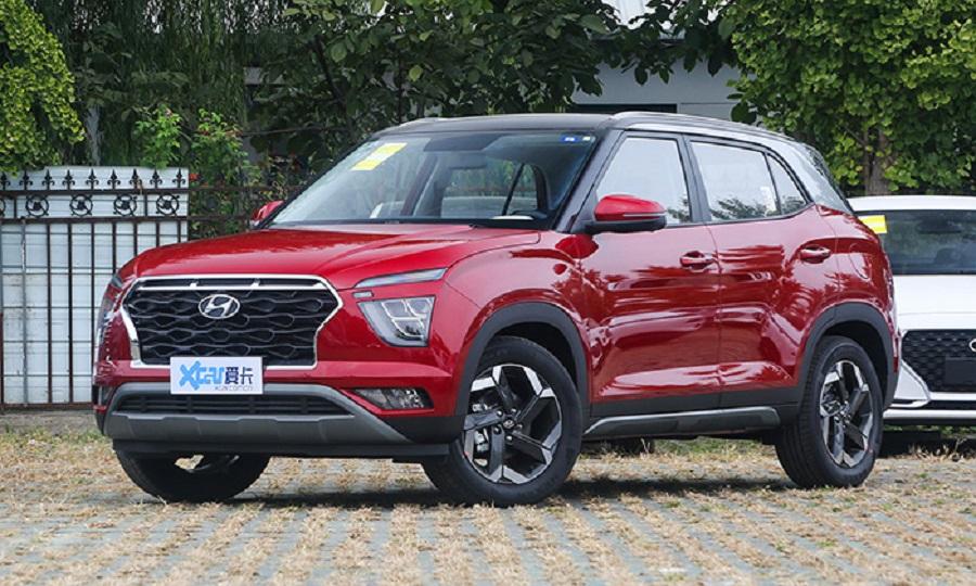 Новый Hyundai Сreta получил огромный тачскрин и подешевел
