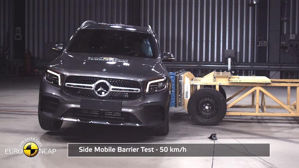 Ford Explorer в краш-тестах Euro NCAP: здесь тоже проблемы! - КОЛЕСА.ру – автомобильный журнал