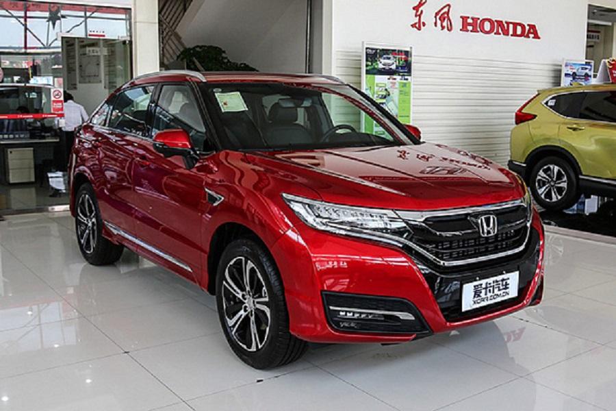 Стартовали продажи кроссовера Honda UR-V