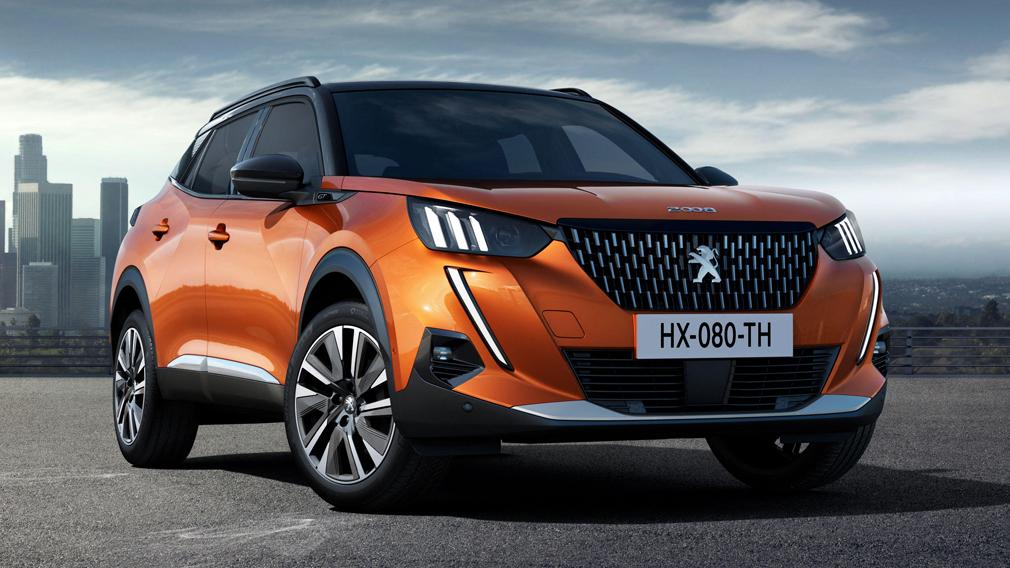 Новый кроссовер Peugeot 2008 появится в России весной 2020 года