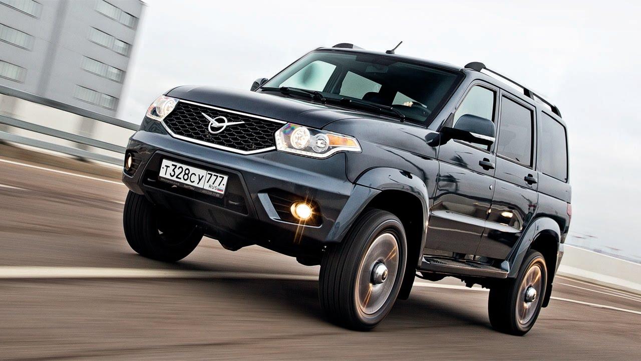 Автомобили УАЗ стали дороже всреднем от12 до 20 000 руб.