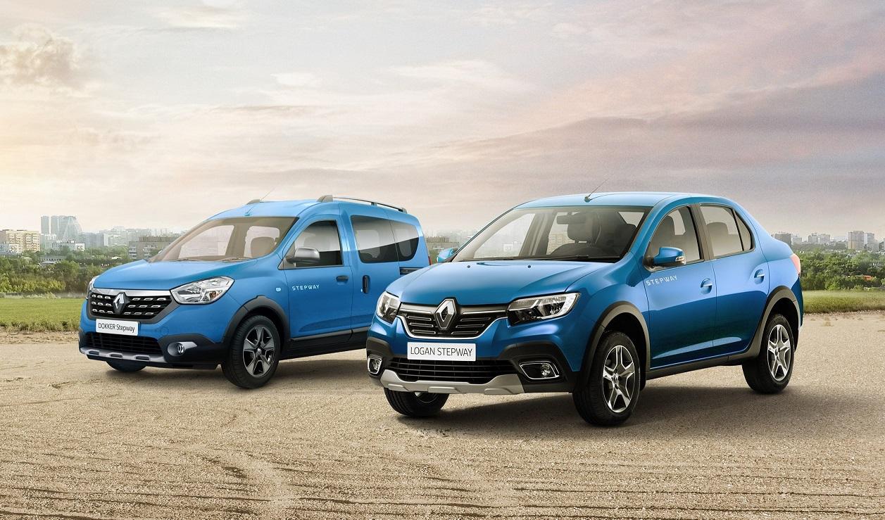 Renault выводит на рынок другой кросс-седан Logan Crossover