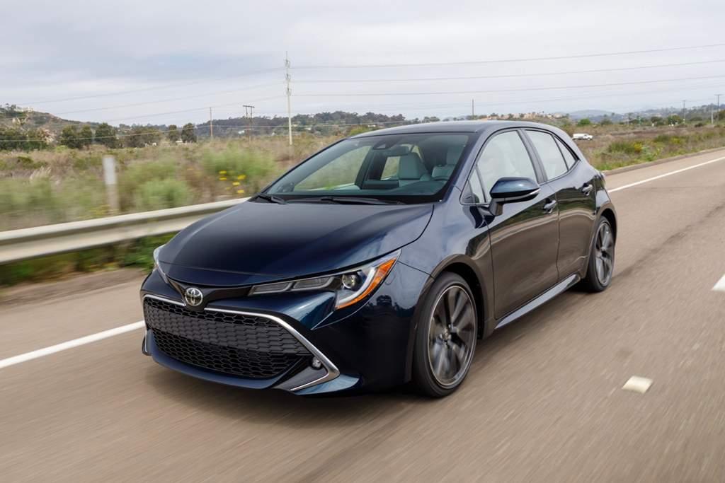 Цены икомплектации для РФ  — Новая Тоёта  Corolla