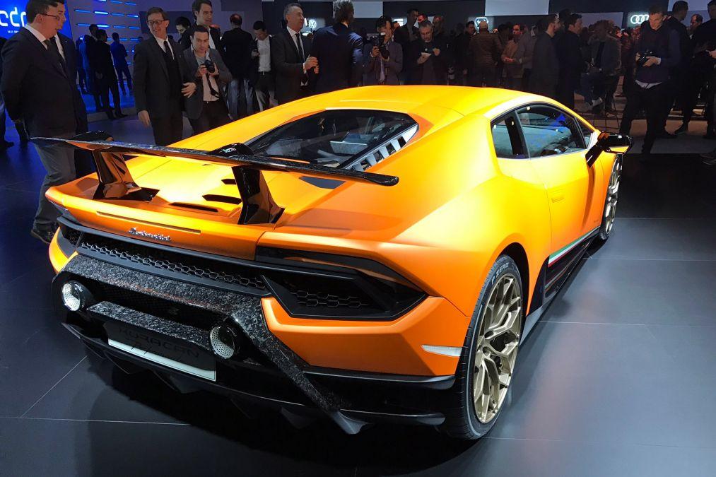Lamborghini привезет в РФ автомобиль за16 млн руб. - Mail.ru Авто