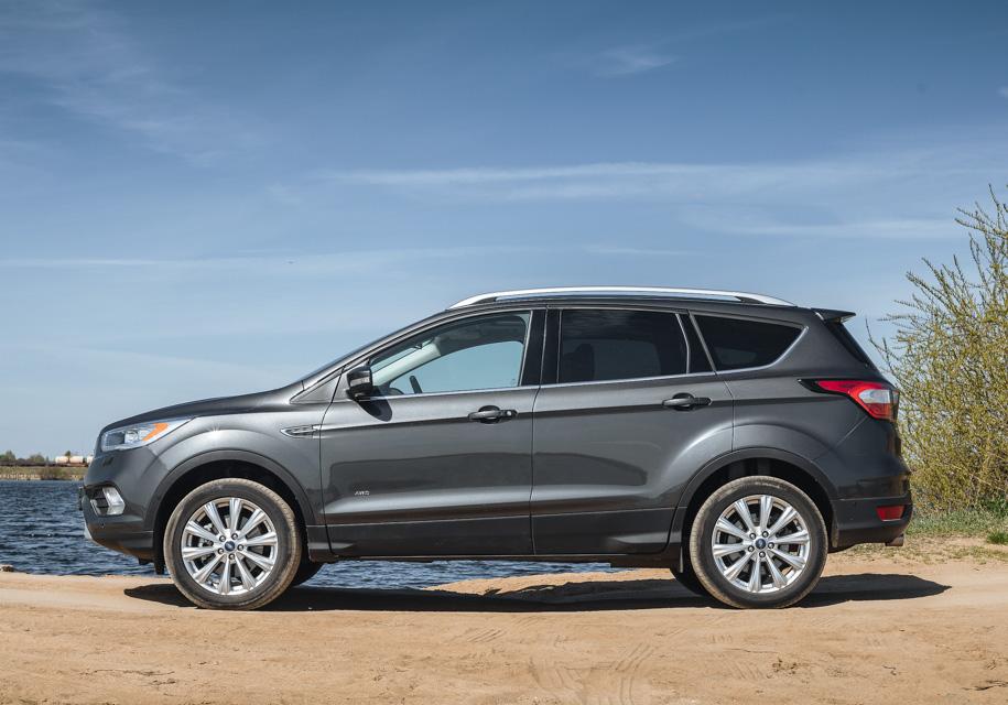 Модели Ford Focus, Kuga, Mondeo получили топовую специальную версию для РФ