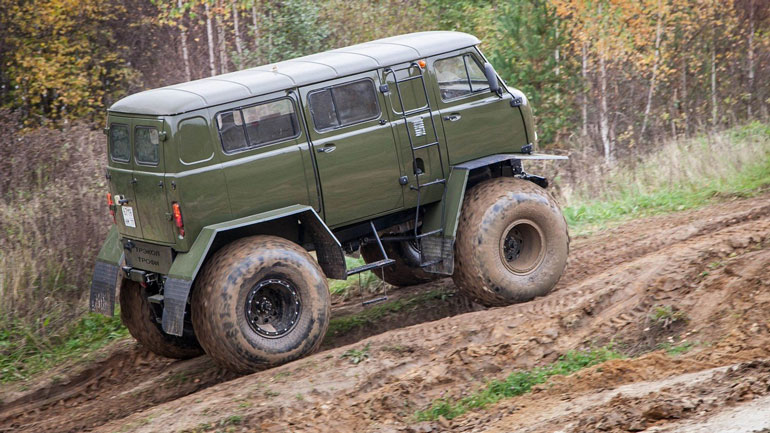 Стартовали продажи нового УАЗ «Буханка»