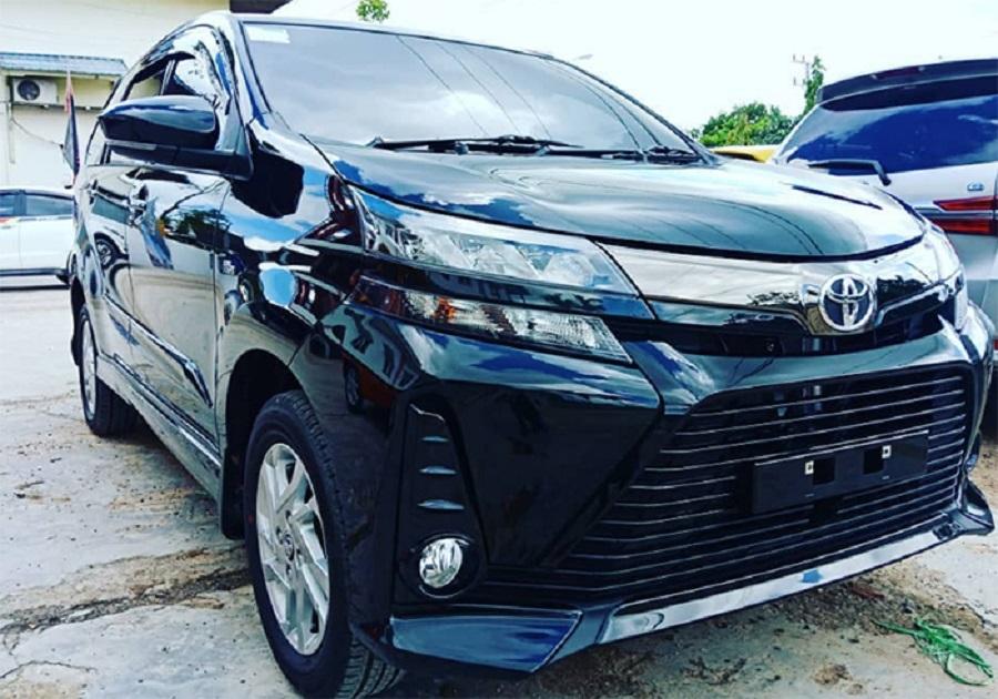 Тойота Avanza пользуется ажиотажным спросом— «Убийца» Мицубиси Xpander
