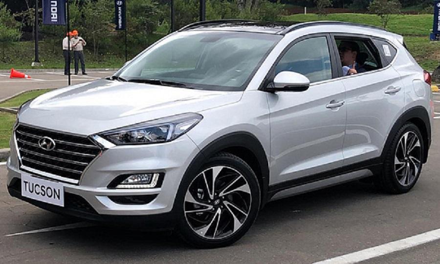 Российский Hyundai Tucson получит новый двигатель