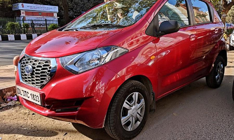 Стартовали продажи улучшенного Datsun redi-GO за250 тыс. руб.