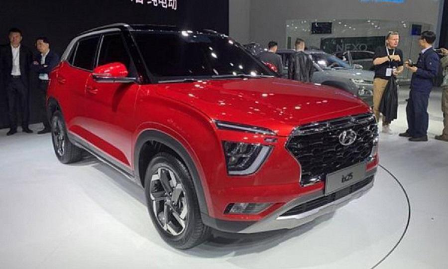 Следующее поколение Hyundai Creta получит новый мотор