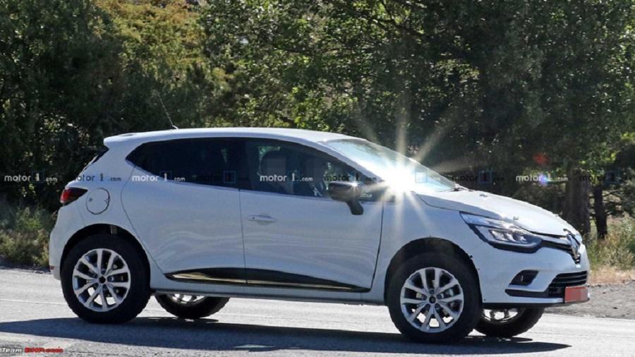 Renault представит новый компактный внедорожник в начале 2020 года
