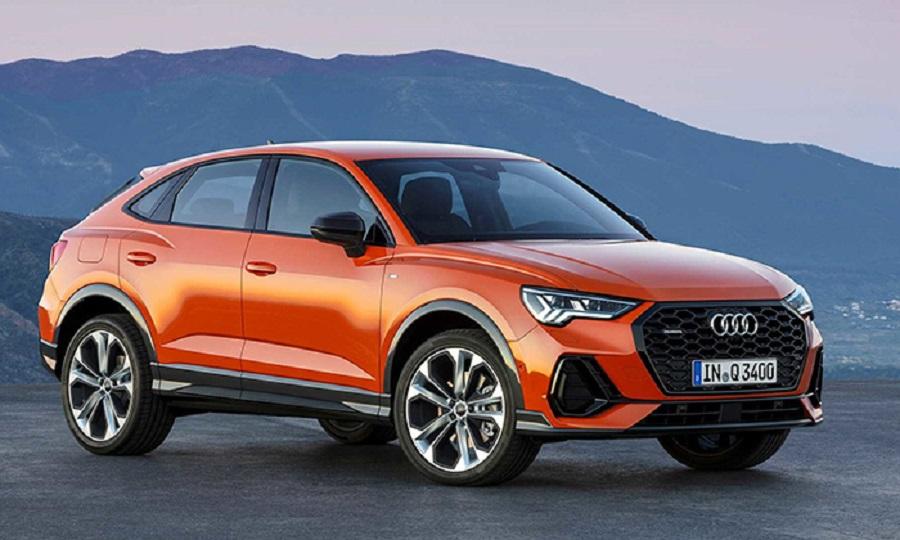 Audi приступила к выпуску нового купе-кросса Audi Q3 Sportback