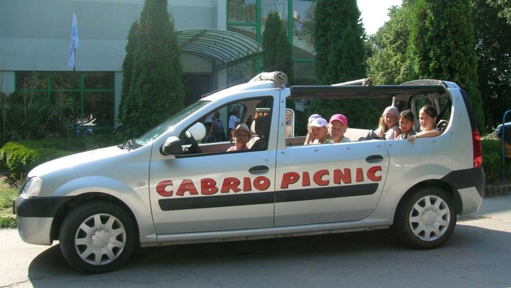 Тюнеры изБолгарии представили кабриолет Лада Largus