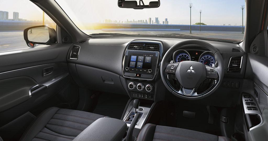 Улучшенный Мицубиси RVR выходит нарынок раньше, чем ASX