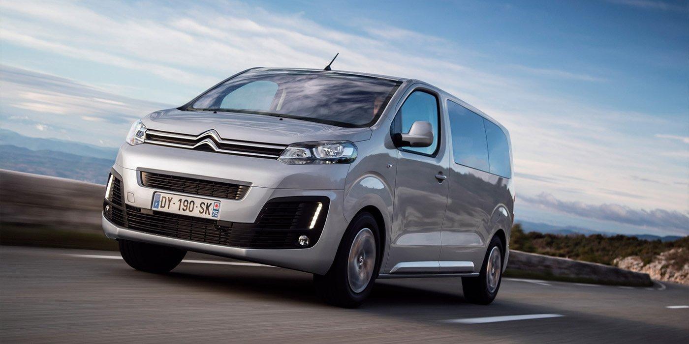 В России стартовало производство Peugeot Expert и Citroen Jumpy с полным приводом