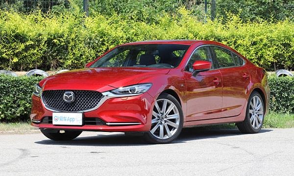 Новая Mazda 6 не появится раньше 2022 года