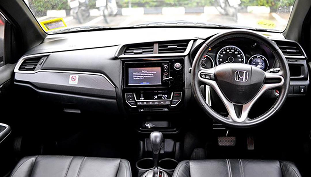 Кросс Honda BR-V покинул производство