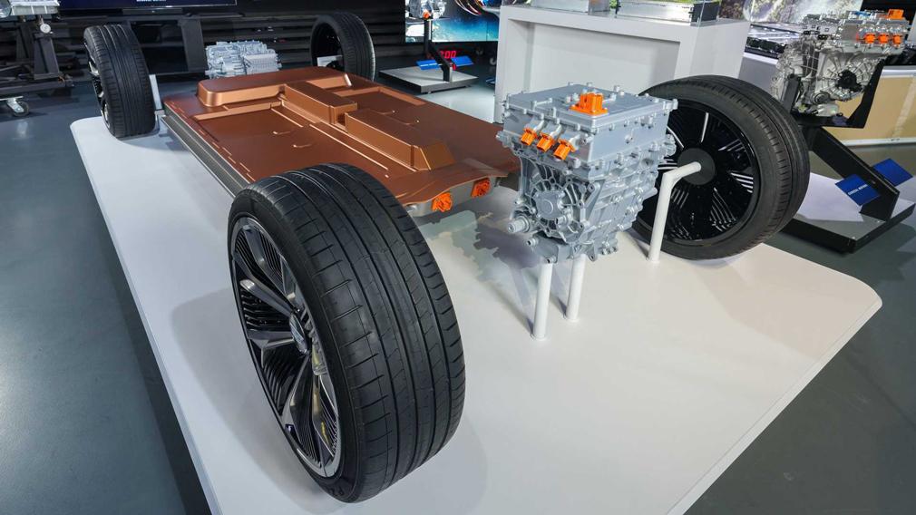 Электрифицированные Honda сконструируют на новой платформе от GM