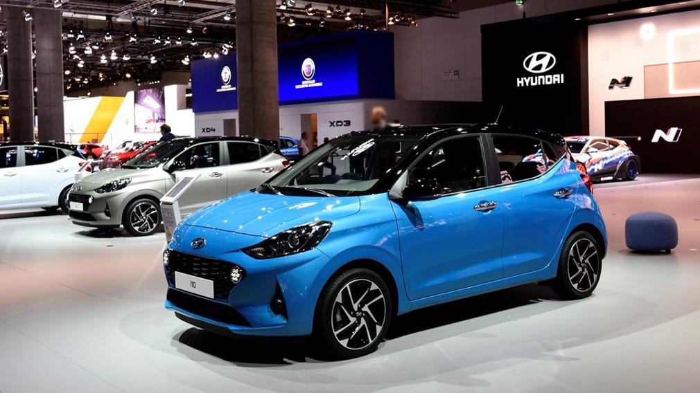 В Сети появились данные о планах Hyundai на выпуск новых авто