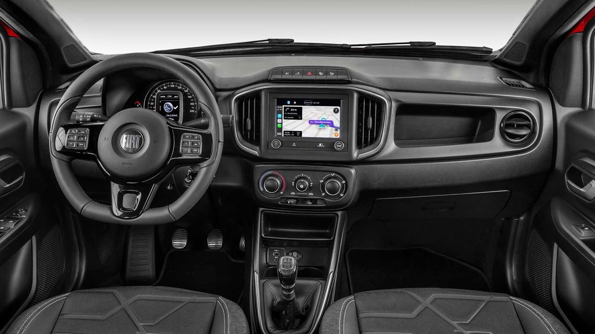 Представлен компактный пикап Fiat Strada второго поколения