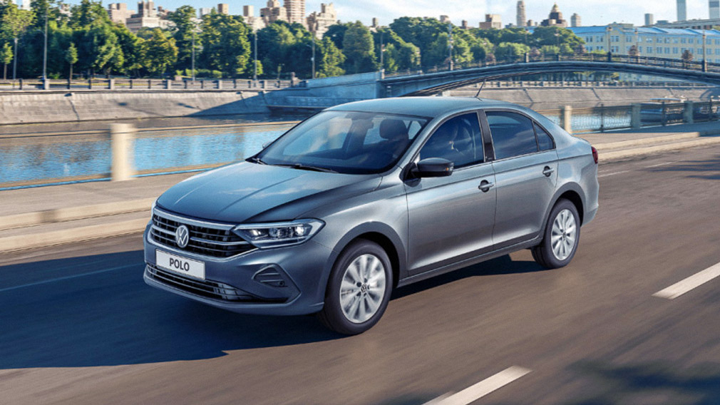 Объявлены российские цены на новый Volkswagen Polo